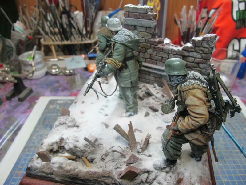 "Kharkov 1943-Holding the line (120mm) Marini Claudio""TERMINATO"" - Pagina 2 Img_1852"