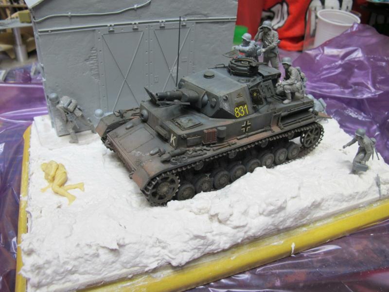 """Panzer IV in Stalingrad (Marini Claudio )""""TERMINATO"""" Img_2225"""