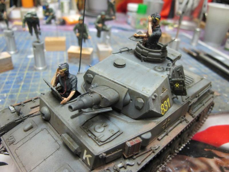 """Panzer IV in Stalingrad (Marini Claudio )""""TERMINATO"""" Img_2232"""