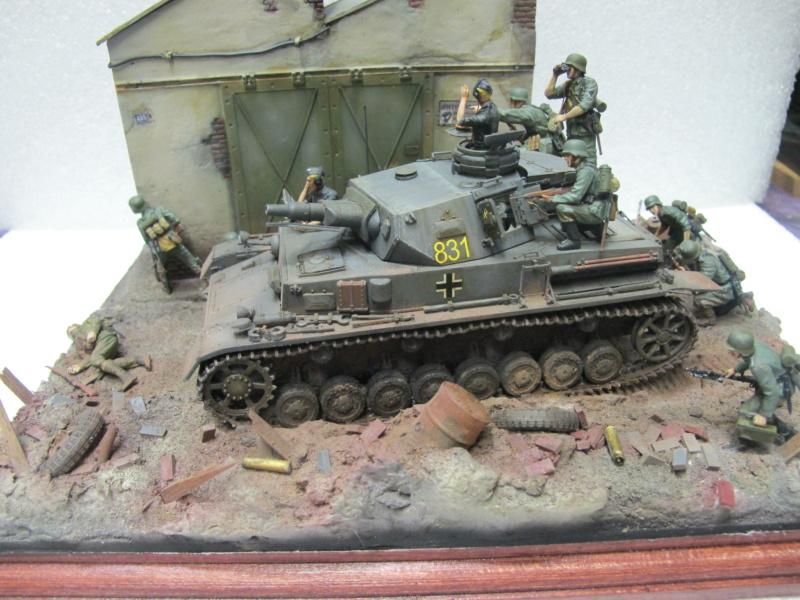 """Panzer IV in Stalingrad (Marini Claudio )""""TERMINATO"""" Img_2250"""