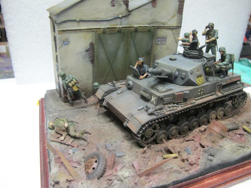 """Panzer IV in Stalingrad (Marini Claudio )""""TERMINATO"""" Img_2251"""