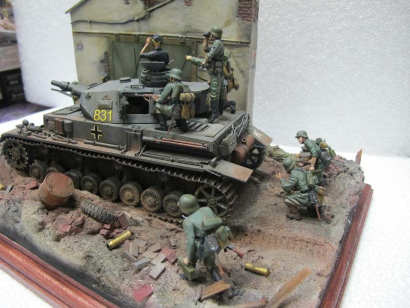 """Panzer IV in Stalingrad (Marini Claudio )""""TERMINATO"""" Img_2252"""