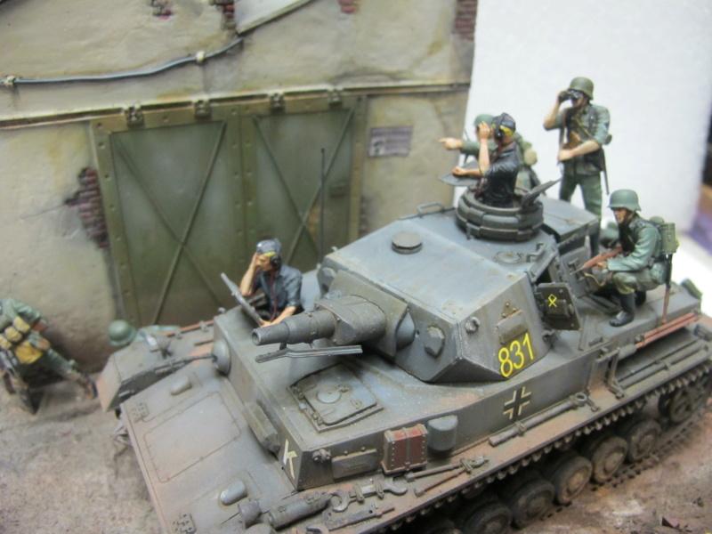 """Panzer IV in Stalingrad (Marini Claudio )""""TERMINATO"""" Img_2253"""