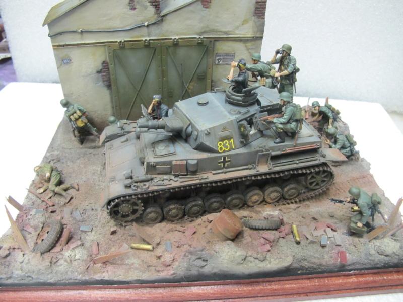 """Panzer IV in Stalingrad (Marini Claudio )""""TERMINATO"""" Img_2254"""