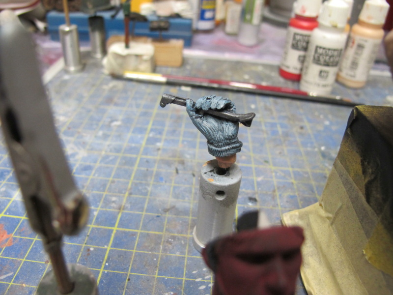 "German machine gunner Estern front (Marini Claudio)""TERMINATO"" Img_2814"