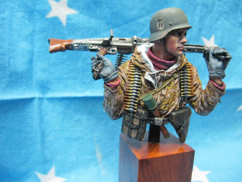 "German machine gunner Estern front (Marini Claudio)""TERMINATO"" - Pagina 2 Img_2921"