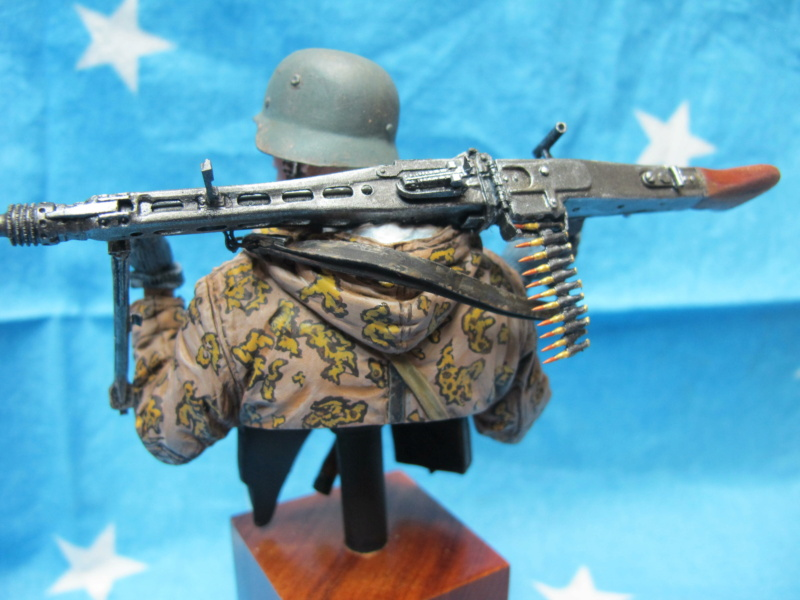 "German machine gunner Estern front (Marini Claudio)""TERMINATO"" - Pagina 2 Img_2922"
