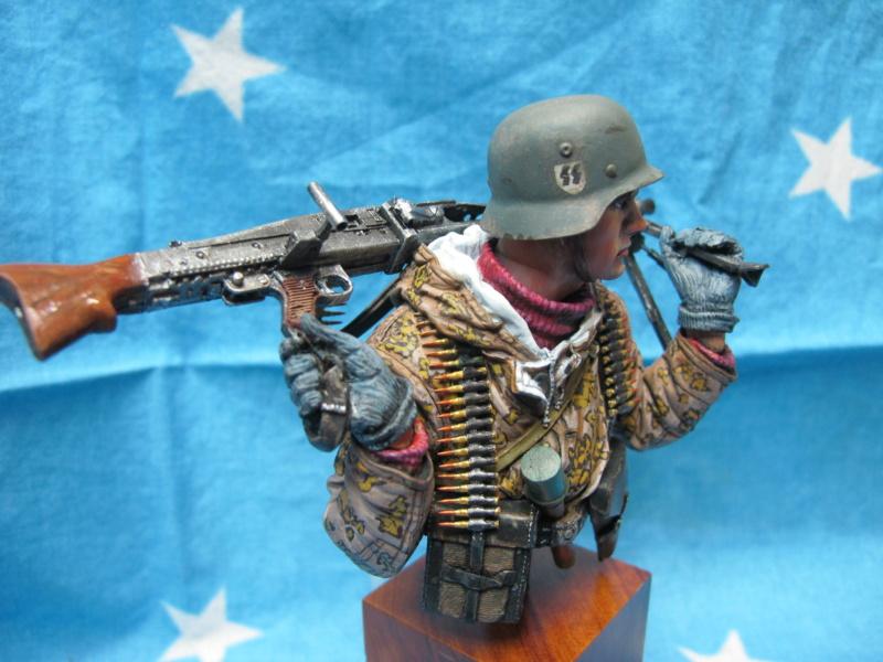"German machine gunner Estern front (Marini Claudio)""TERMINATO"" - Pagina 2 Img_2923"