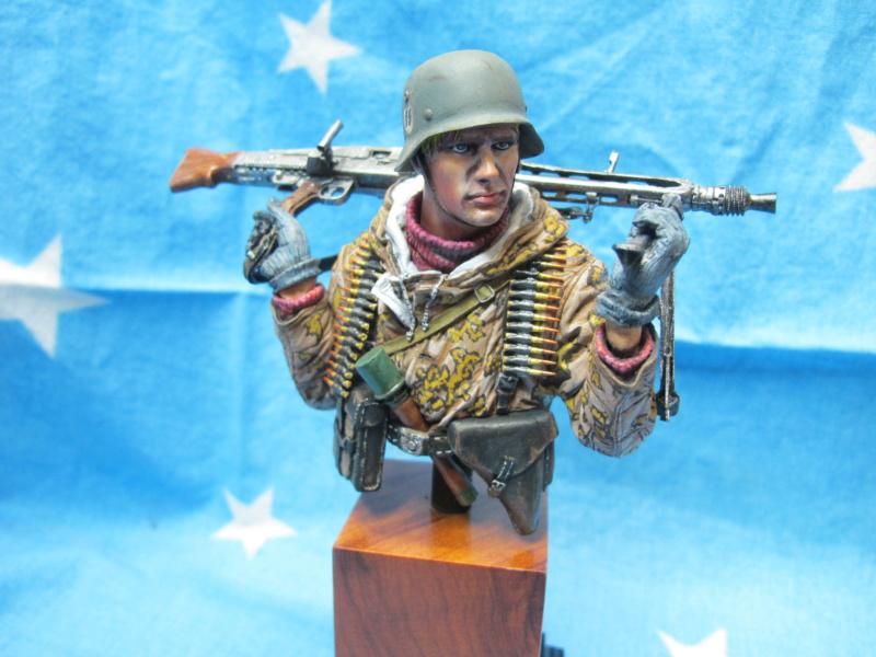 "German machine gunner Estern front (Marini Claudio)""TERMINATO"" - Pagina 2 Img_2925"