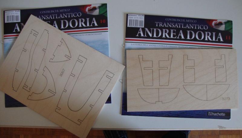 Andrea - Transatlantico Andrea Doria Hachette by Amati 00510