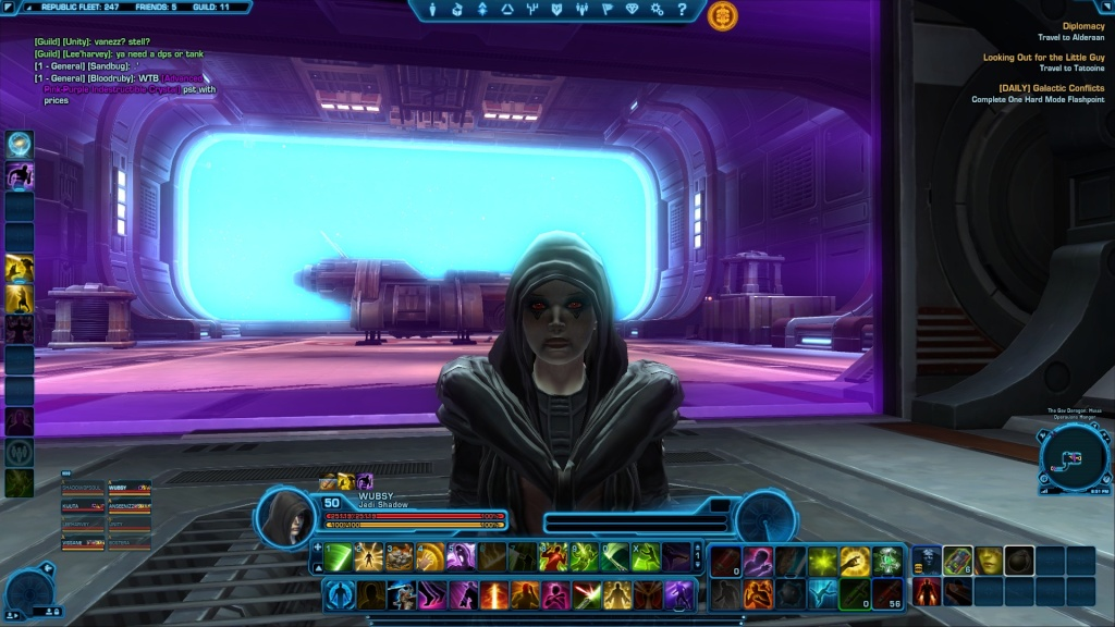 Darth bane and wubsy Swtor_12