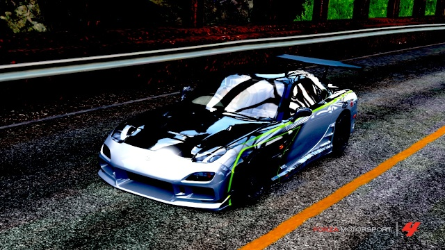 Show Your Touge Cars Forza614