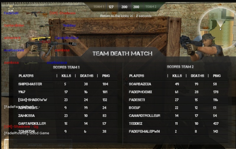 Good games with Fade! De_dus10