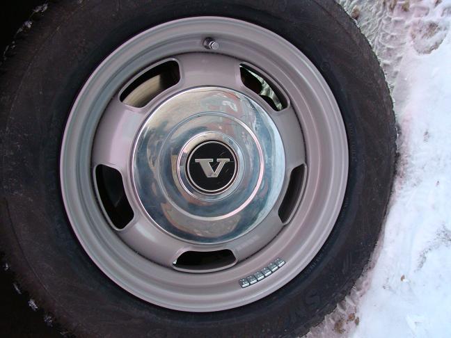 Ma Volvo 240 Dl de '86  Dsc03120