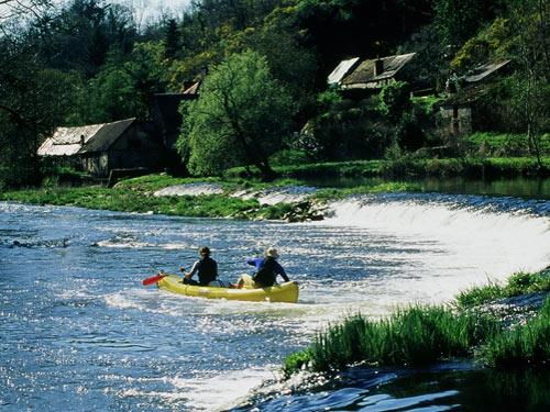 la suisse normande Canoe-10