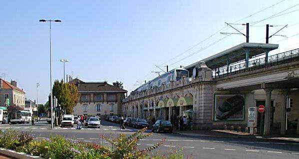 Le Raincy Gare_l10