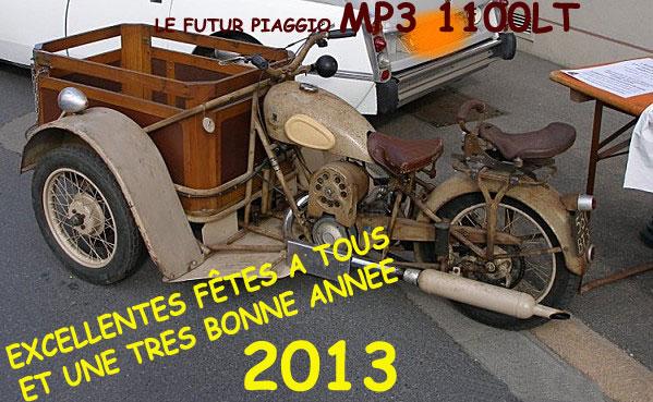 VOICI LE FUTUR Piaggio MP3 LT 2013, 1100 cm3 !!!!!! Concep11