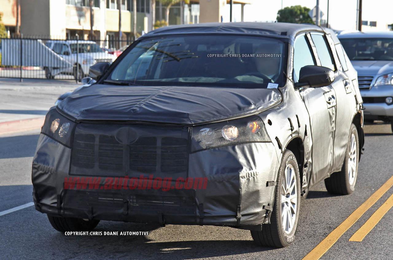 2014 - [Toyota] Highlander 002-to10