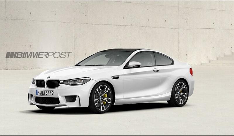 2016 - [BMW] M2 [F87] Bmw_m210