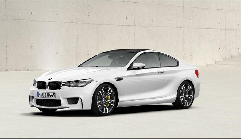 2016 - [BMW] M2 [F87] Bmw_m213