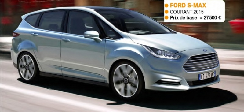 2014 - [Ford] S-Max II Smax10
