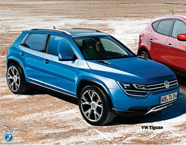 2016 - [Volkswagen] Tiguan II Tiguan10