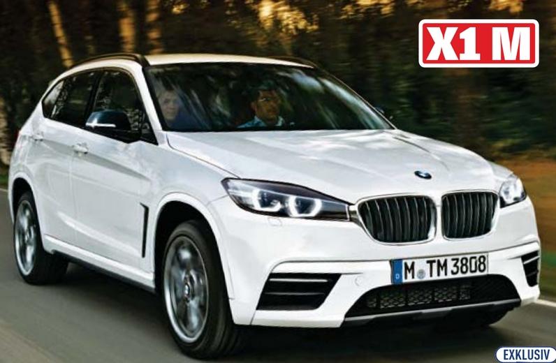 2015 - [BMW] X1 II [F48] X1m10