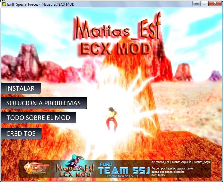 [MOD] Matias_Esf ECX MOD v1.0 +Fix v1.0 Menu210