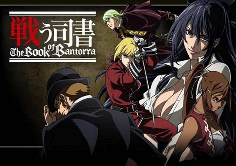 [MANGA/ANIME/Light Novel] The book of Bantorra 1_cone10