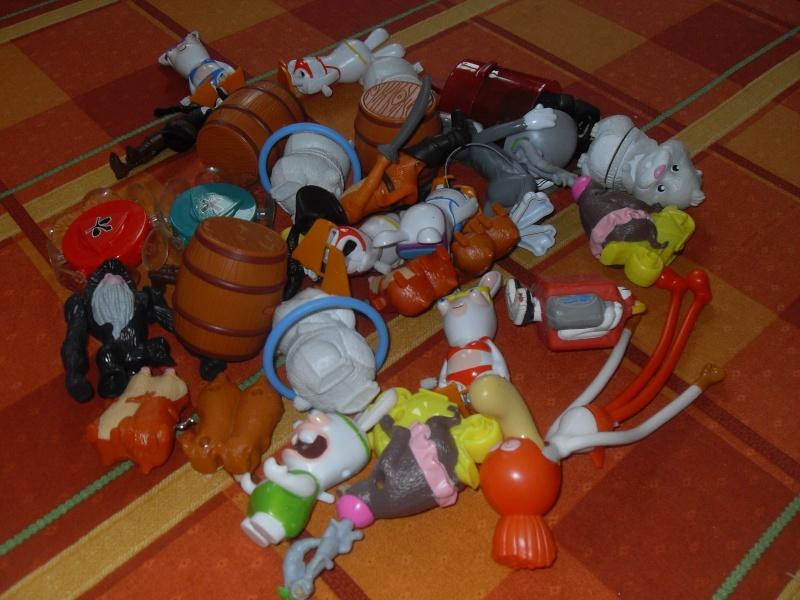 Lot de jouet Mc do  Sdc12512