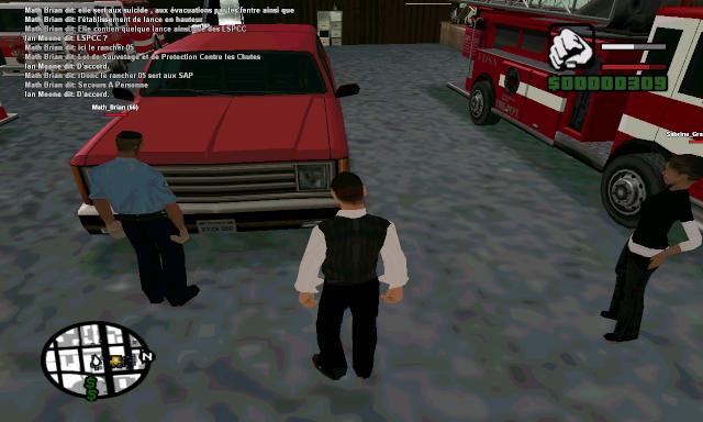 | Los Santos Fire Department | Sa-mp-57