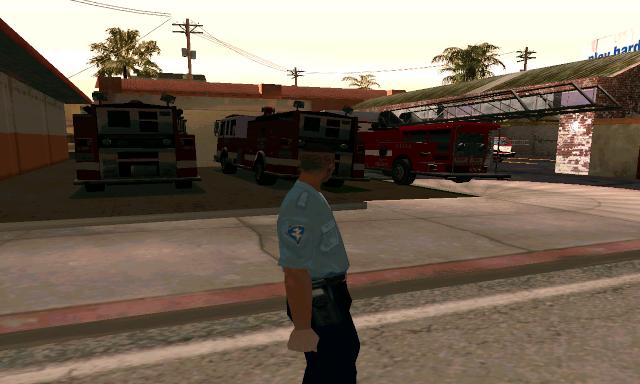 | Los Santos Fire Department | Sa-mp-60