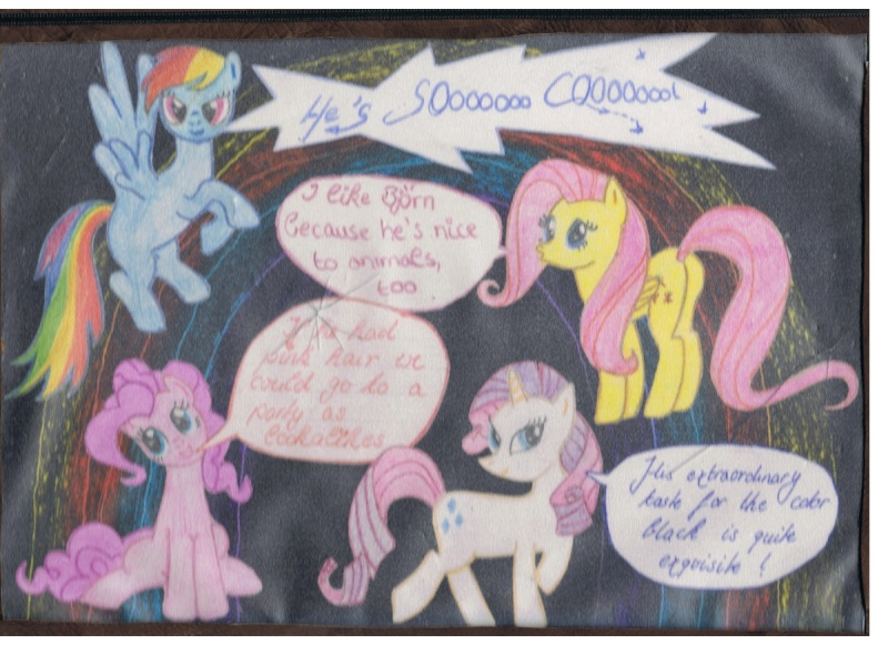 Just a little something Pony_m10