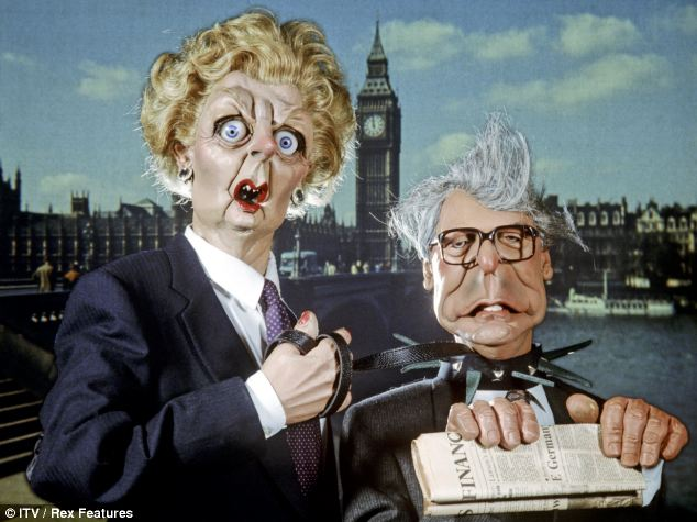 British politics since the Thatcher era in the 80's. This explains today's cuts. Articl11