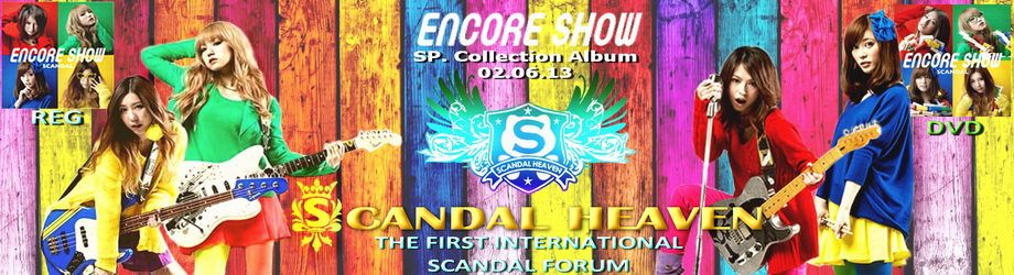 ENCORE SHOW Layout Banner Contest Scanda13