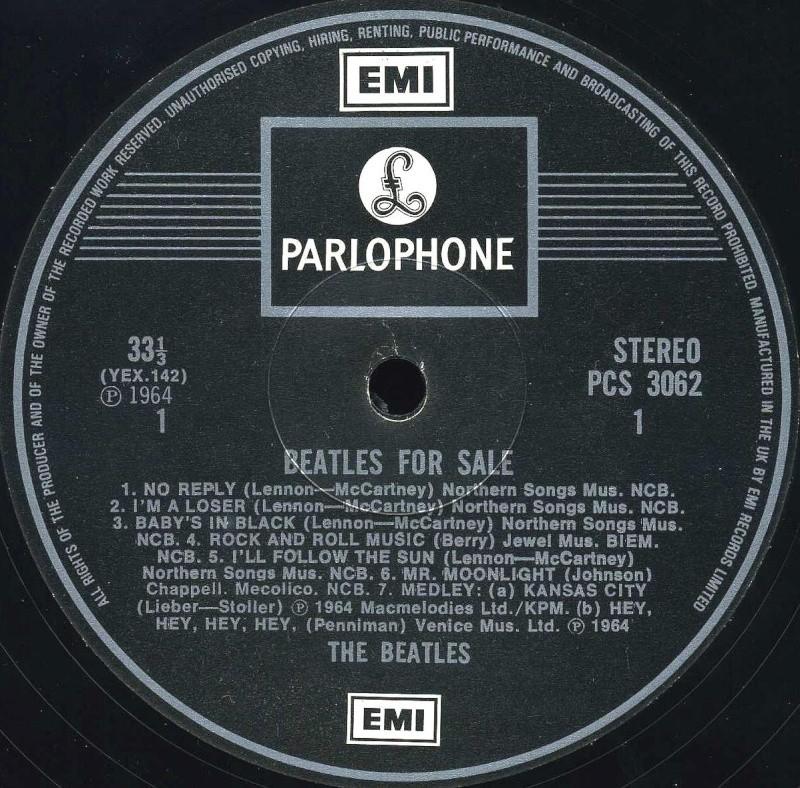 Beatles For Sale  4-bfs-14