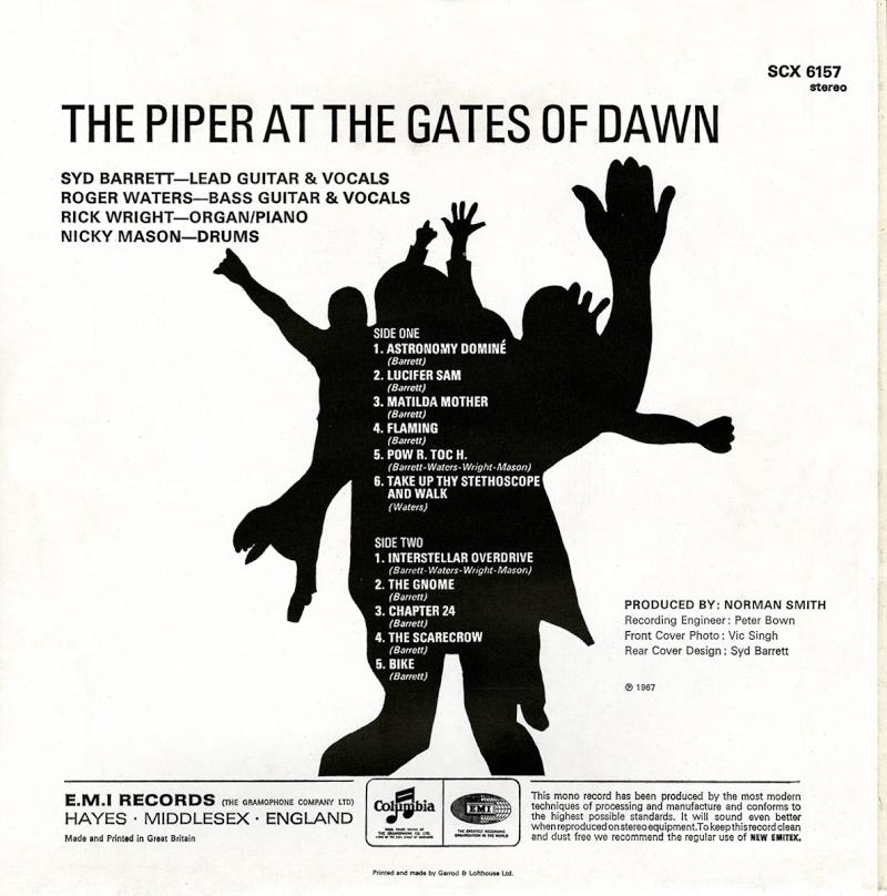 The Piper At The Gates Of Dawn Bc15