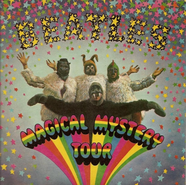 Magical Mystery Tour (Stereo) Smmt-110