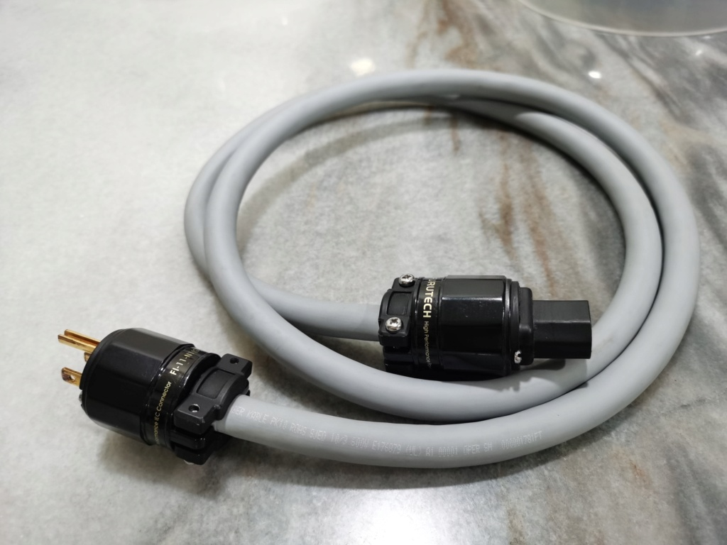 Kimber Kable Pk10 power cord Img_2023