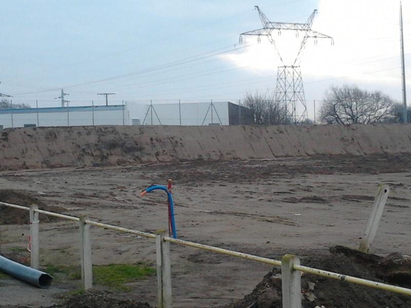 avancement des travaux du terrain exterieur 2013-010