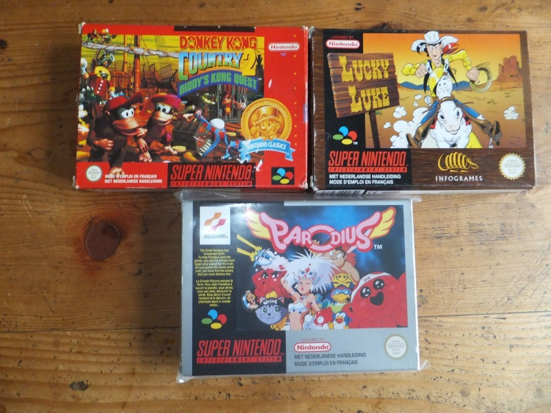 Collection d'Adarion  ==> SNES <==  màj ! Dscf6710