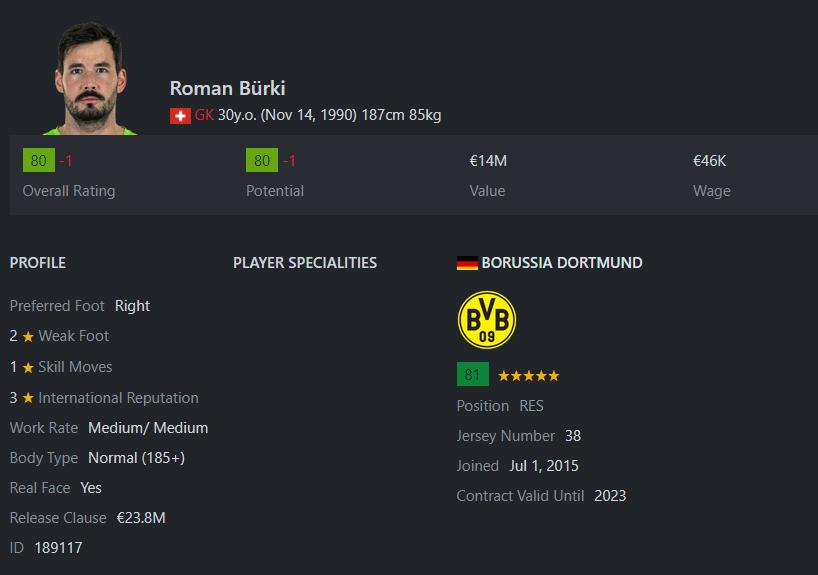 [Partie MF Fifa] Une nouvelle chance au BVB: Espoir ou Désespoir? Burki10