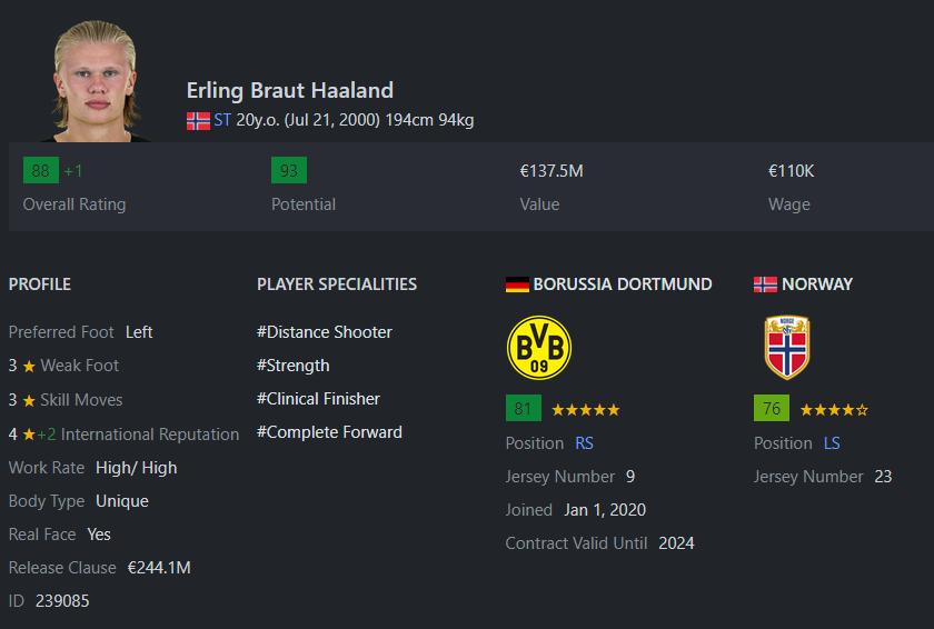 [Partie MF Fifa] Une nouvelle chance au BVB: Espoir ou Désespoir? Haalan10