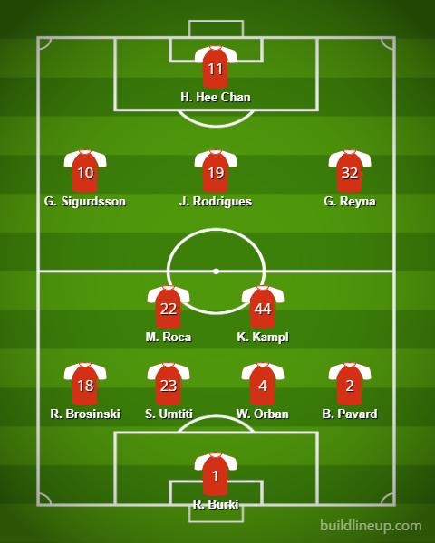 Composition S2 + Coupe d'Allemagne avant Lundi 20H Leipzi16