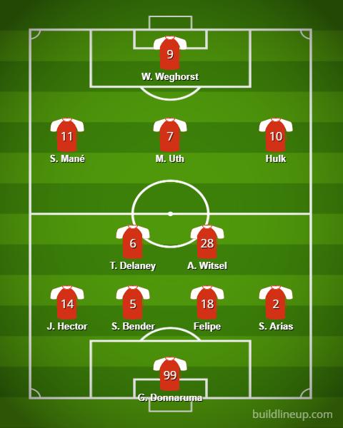 Composition S3 + Coupe d'Allemagne avant Mardi 12h Leipzi18
