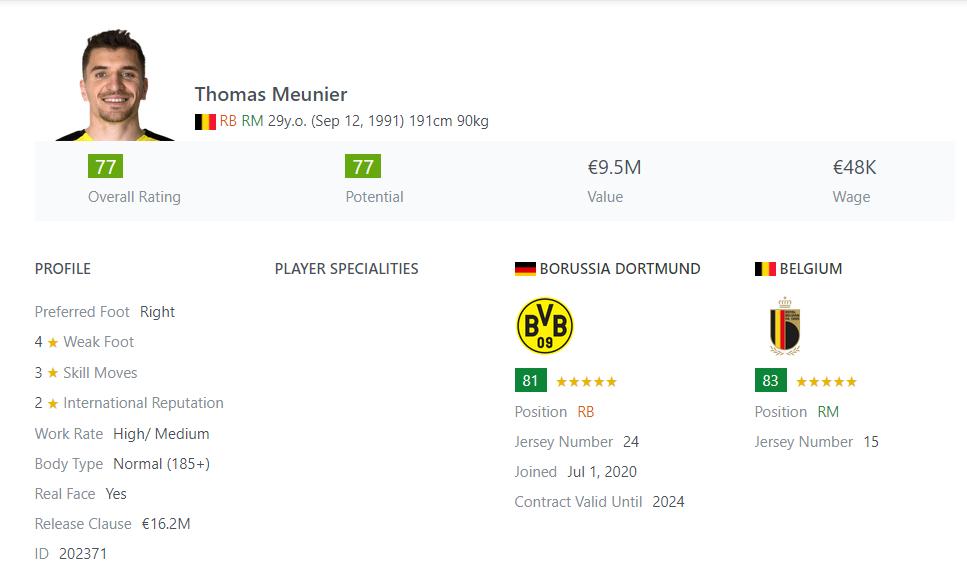 [Partie MF Fifa] Une nouvelle chance au BVB: Espoir ou Désespoir? Meunie10