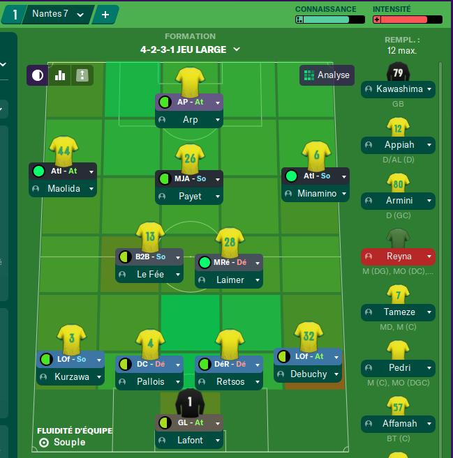 FC Nantes Nantes29