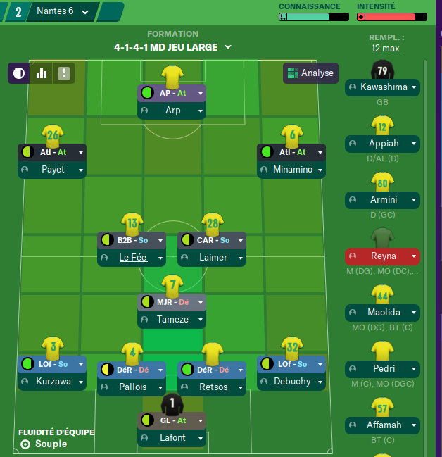 FC Nantes Nantes30