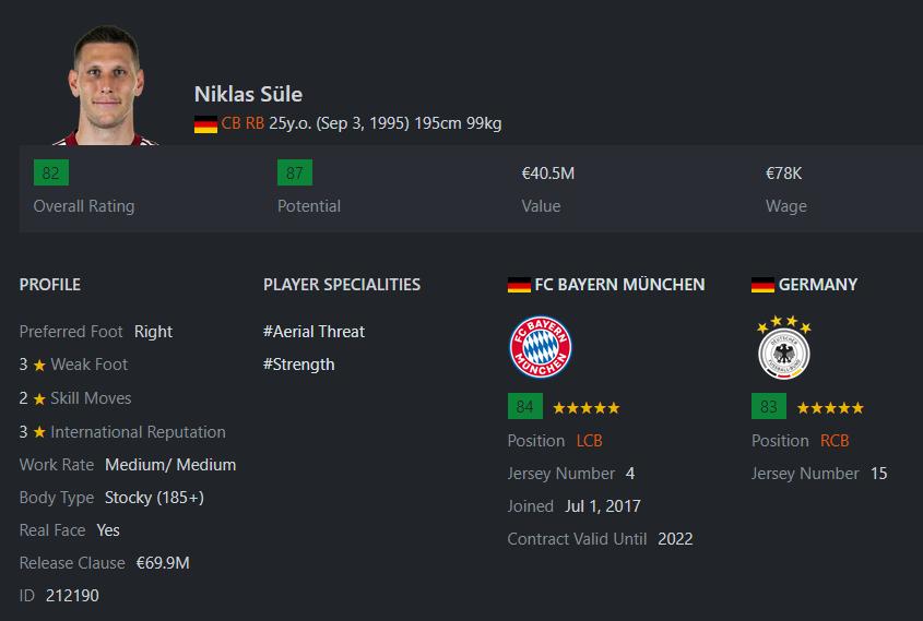 [Partie MF Fifa] Une nouvelle chance au BVB: Espoir ou Désespoir? Sule10
