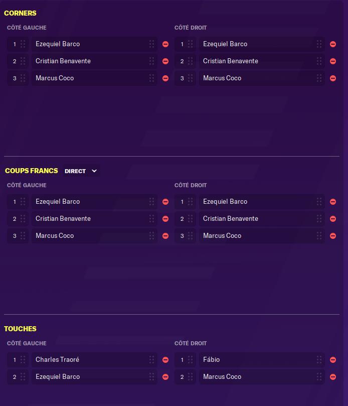 Tireurs CF,Corners ,touches et Penalty Tireur11